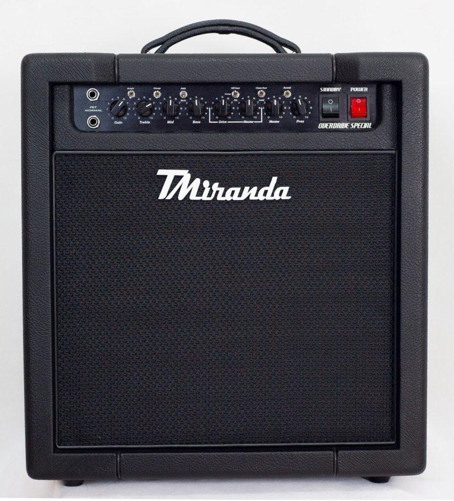 Overdrive Special Cubo 1 x 12 - Amplificadores Valvulados & pedais de efeito - TMiranda 3