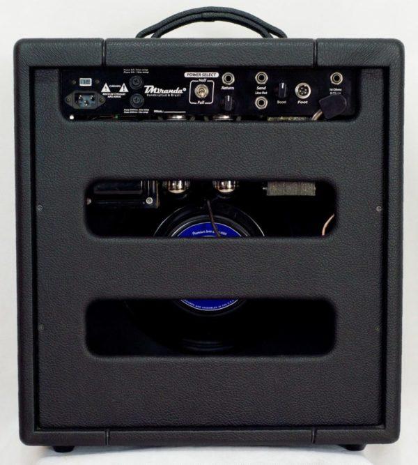 Overdrive Special Cubo 1 x 12 - Amplificadores Valvulados & pedais de efeito - TMiranda 2