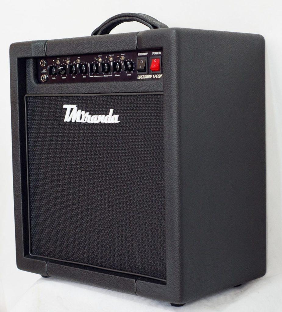 Overdrive Special Cubo 1 x 12 - Amplificadores Valvulados & pedais de efeito - TMiranda 1