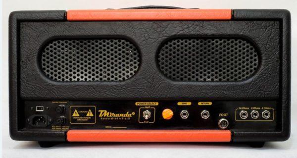 Flames Head - Amplificadores Valvulados & pedais de efeito - TMiranda 1