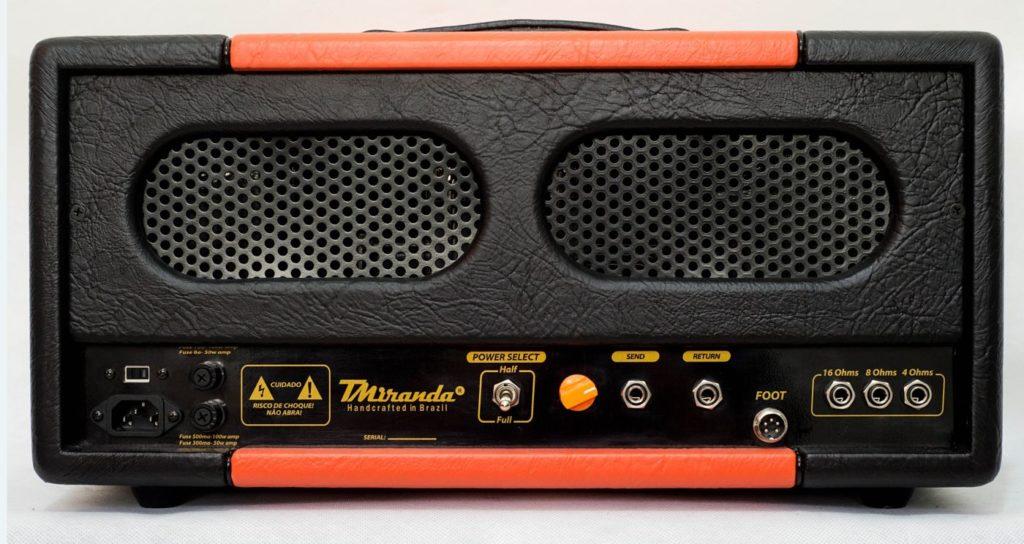 Flames Head - Amplificadores Valvulados & pedais de efeito - TMiranda 6