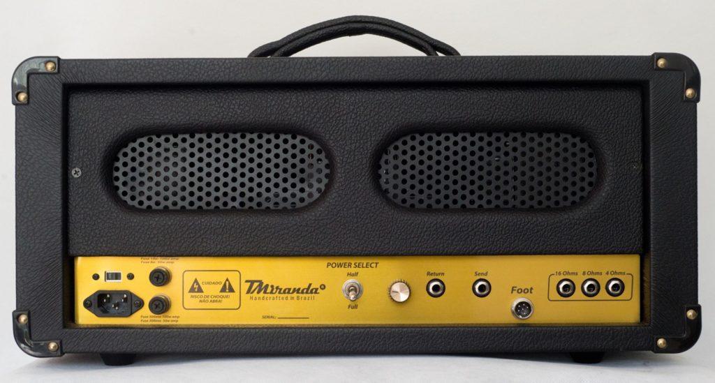 Rocket Man - Amplificadores Valvulados & pedais de efeito - TMiranda 1