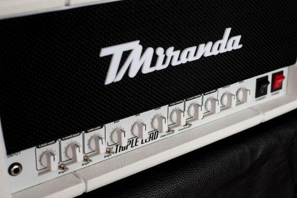 Triple Lead - Amplificadores Valvulados & pedais de efeito - TMiranda 7