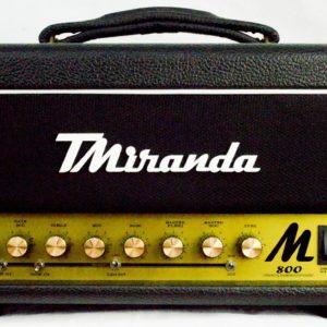 Amplificador valvulado handmade M800