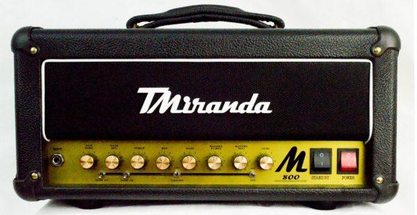 Tube amp Micro 800 - Amplificadores valvulados  - TMiranda