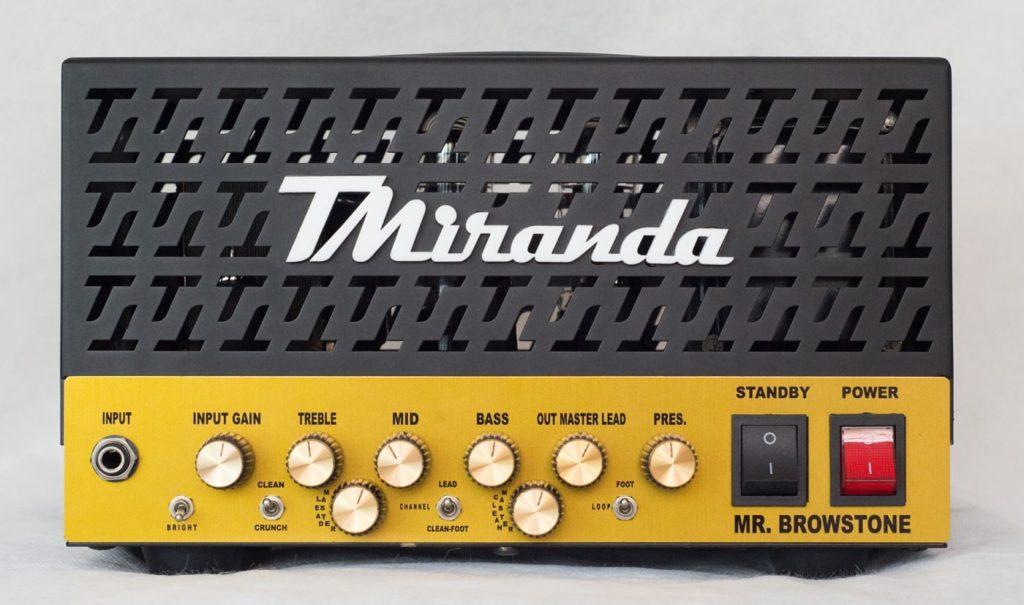 Amplificador Valvulado Marshall Silver Jubilee jcm 2555