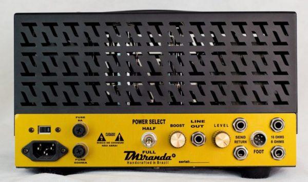 Mr. Brownstone - Amplificadores valvulados  - TMiranda 1