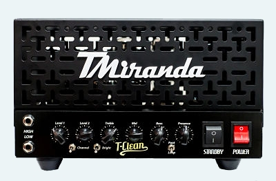TClean (50w ou 18w) - Amplificadores Valvulados & pedais de efeito - TMiranda 2