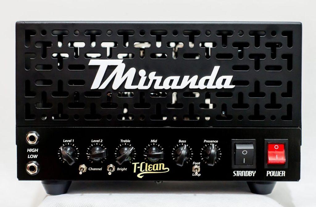 TClean (50w ou 18w) - Amplificadores Valvulados & pedais de efeito - TMiranda 1