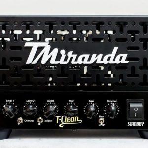 TClean (50w ou 18w) - Fender Bassman head