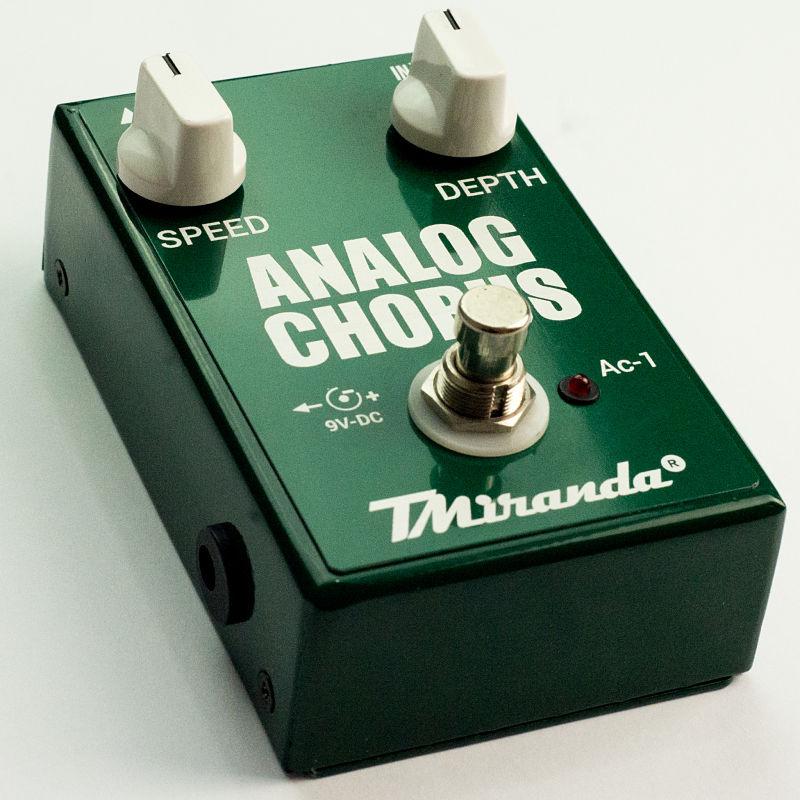 pedal chorus contra baixo