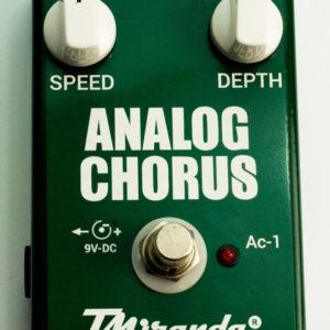Analog Chorus AC-1-contra baixo