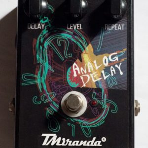 Analog Delay 400ms AD7