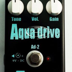 Aqua Drive- pedal super overdrive