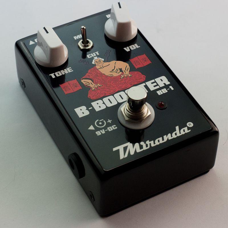 B-Booster Bb-1 - Amplificadores Valvulados & pedais de efeito - TMiranda