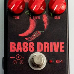 Bass Overdrive BD-1 -contra baixo
