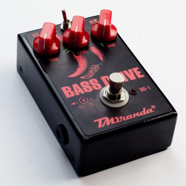 Bass Overdrive BD-1 - Amplificadores Valvulados & pedais de efeito - TMiranda