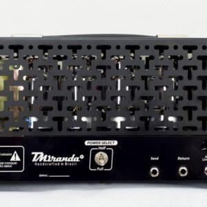 Bass tube amp 200w – amplificador valvulado contra baixo.