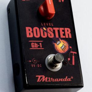 Pedal booster para Guitarra GB-1