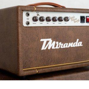 Classic Deluxe Reverb - Head - Amplificadores valvulados & pedais de efeito - TMiranda 4