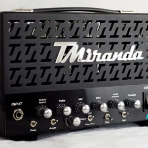 Colossal 3 50w (The Warrior) – Amplificador valvulado high gain handmade