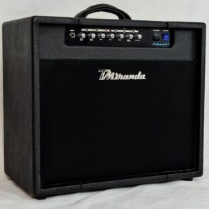 Amplificador valvulado high gain