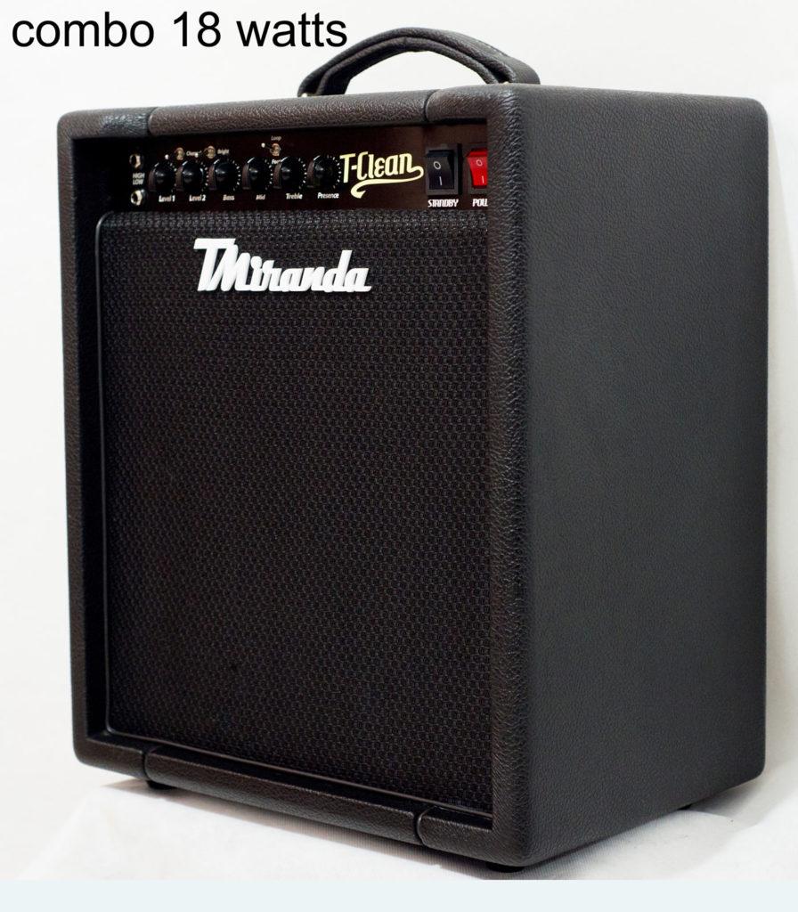 TClean Cubo de guitarra. - Amplificadores Valvulados & pedais de efeito - TMiranda 6