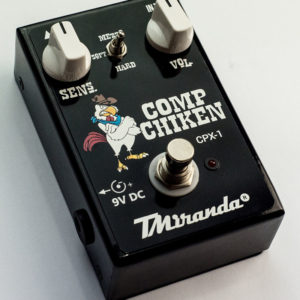 Comp chicken CPX-1- pedal compressor sustainer guitarra