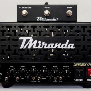 Overdrive Special - Amplificadores Valvulados & pedais de efeito - TMiranda