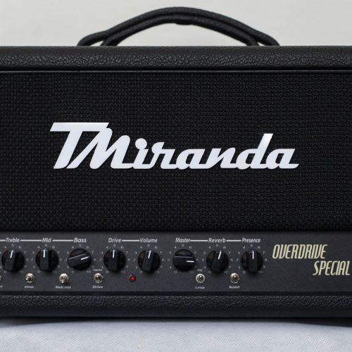 amplificador valvulado dumble overdrive special
