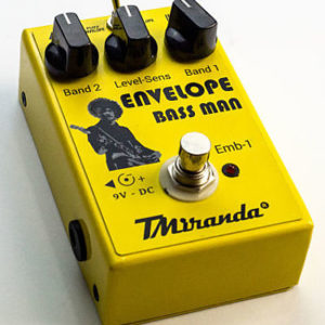 Envelope B-Man Emb-1 – pedal envelope filter contra baixo