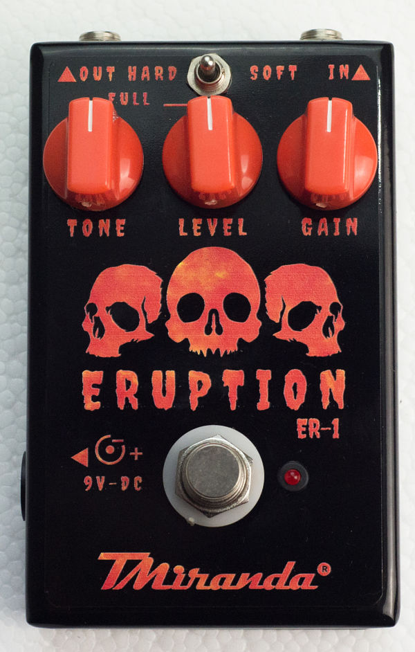 Eruption - Amplificadores Valvulados & pedais de efeito - TMiranda 1