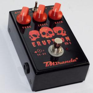Eruption - Amplificadores Valvulados & pedais de efeito - TMiranda 7