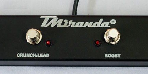 Triple Lead - Amplificadores Valvulados & pedais de efeito - TMiranda 3