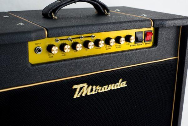 Highway 800 Cubo - Amplificadores valvulados & pedais de efeito - TMiranda 2