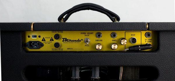 Highway 800 Cubo - Amplificadores valvulados & pedais de efeito - TMiranda 3