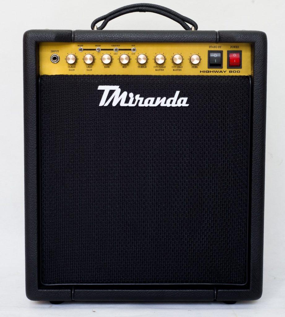 Amplificador valvulado Combo jcm800 2204