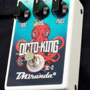 Pedal fuzz octave up - handmade
