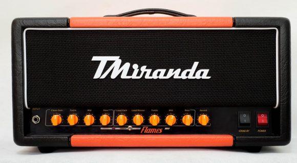 Amplificador valvulado orange rockerverb mkIII