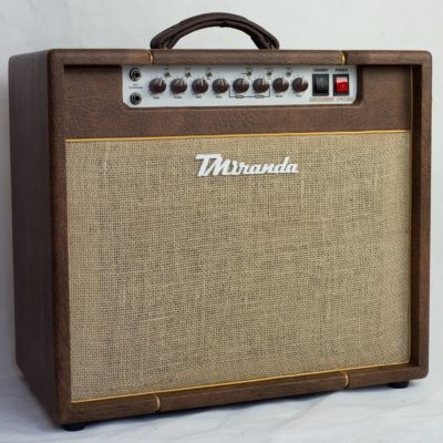 Dumble Overdrive Special combo valvulado