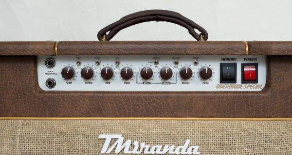 Overdrive Special Cubo 1 x 12 - Amplificadores valvulados & pedais de efeito - TMiranda 7