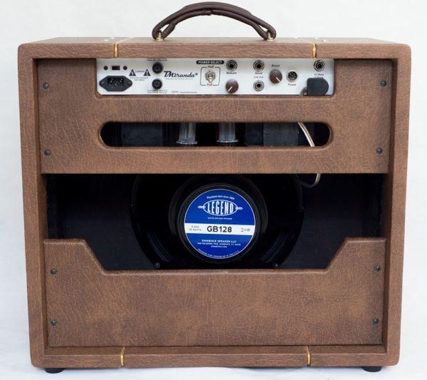 Overdrive Special Cubo 1 x 12 - Amplificadores valvulados & pedais de efeito - TMiranda 8