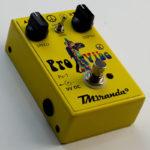 Pro Vibe PV-1 - Amplificadores Valvulados & pedais de efeito - TMiranda