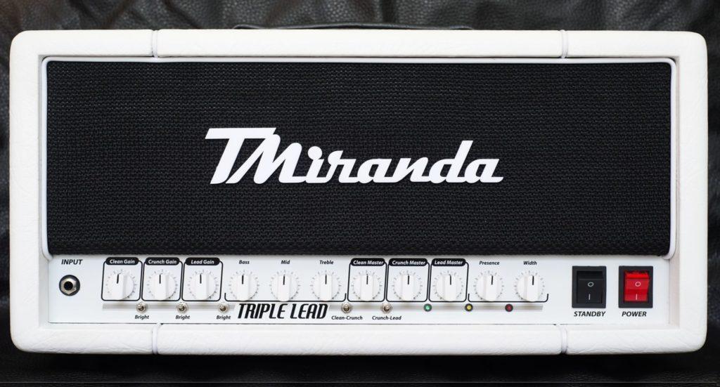 Triple Lead - Amplificadores Valvulados & pedais de efeito - TMiranda 2