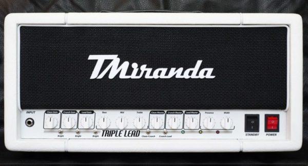 Triple Lead - Amplificadores Valvulados & pedais de efeito - TMiranda 4