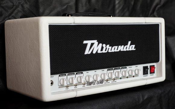 Triple Lead - Amplificadores Valvulados & pedais de efeito - TMiranda 5