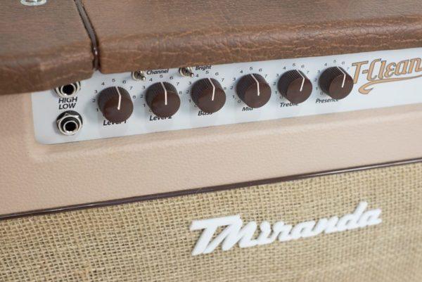 TClean Cubo de guitarra. - Amplificadores valvulados & pedais de efeito - TMiranda 10