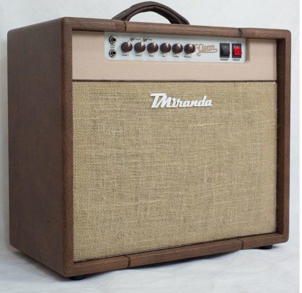 TClean Cubo de guitarra. - Fender Bassman combo