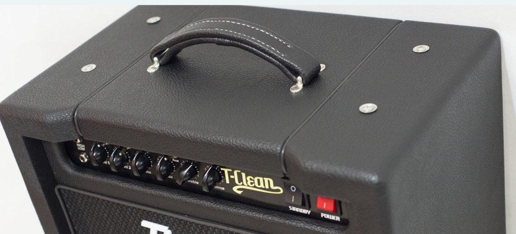 TClean Cubo de guitarra. - Amplificadores Valvulados & pedais de efeito - TMiranda 2