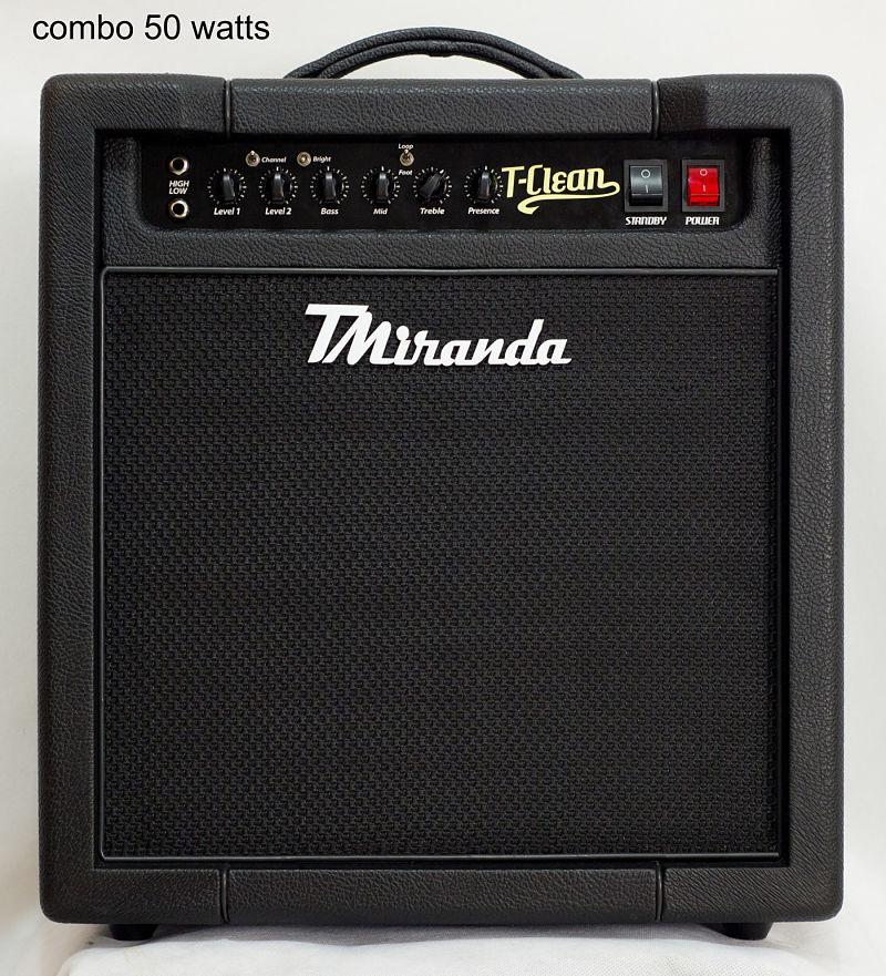 TClean Cubo de guitarra. - Amplificadores Valvulados & pedais de efeito - TMiranda